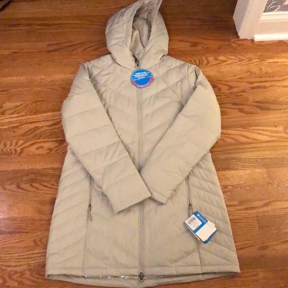 Columbia Heavenly Hooded Long Jacket - NWT c443f6d318